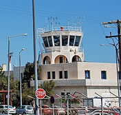 Santorini International Airport Control Tower